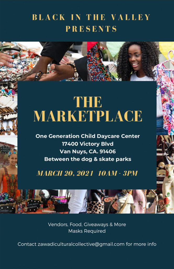 Black in the Valley - The Marketplace